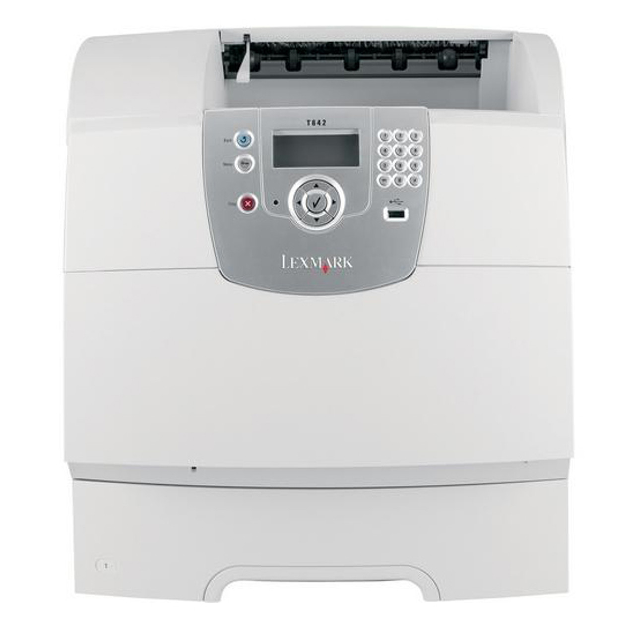lexmark t642 20g0200 lexmark b w laser printer for sale rh printerstop com Lexmark T652 lexmark t640 user manual