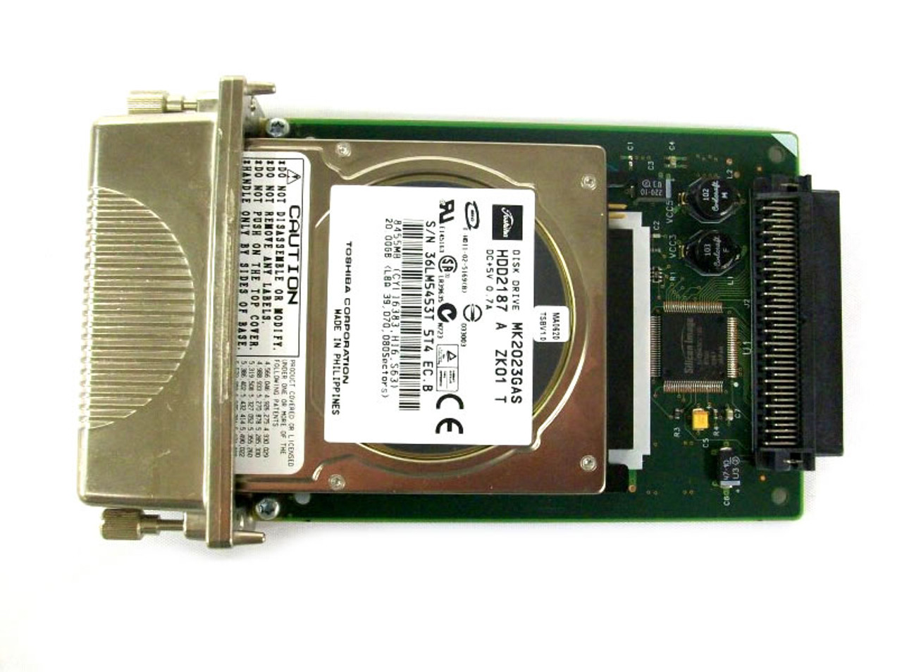 HP eio Hard Drive - 5 gb +