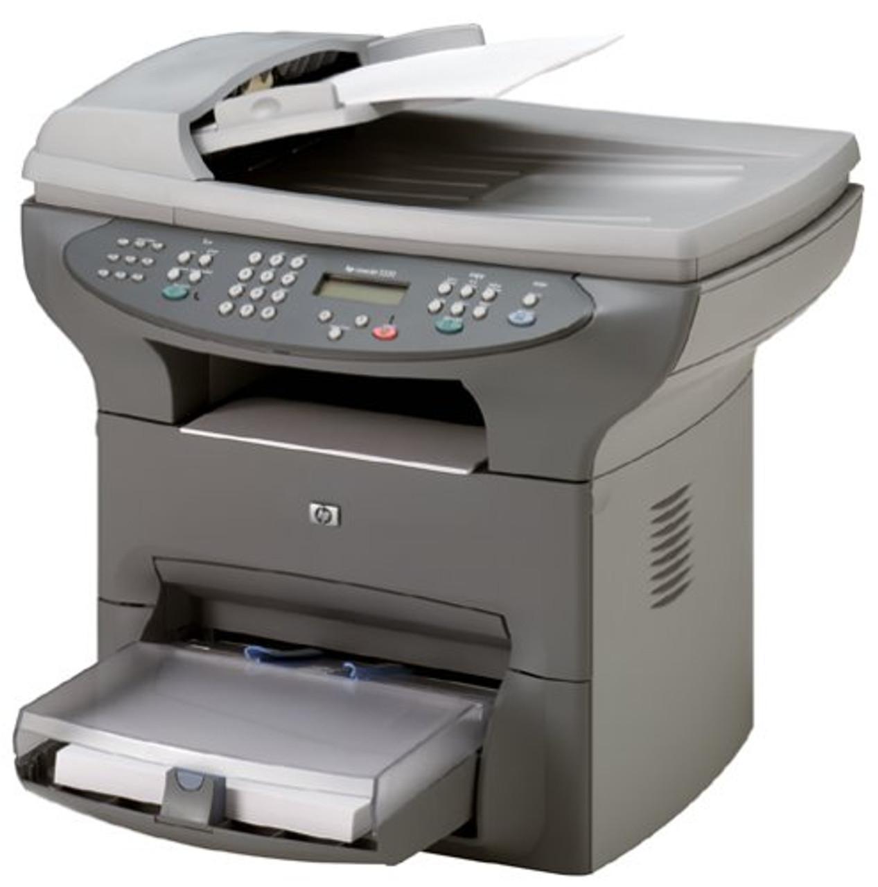 HP LaserJet 3330 MFP - C9126A - HP Laser Printer Copier Scanner Fax for sale