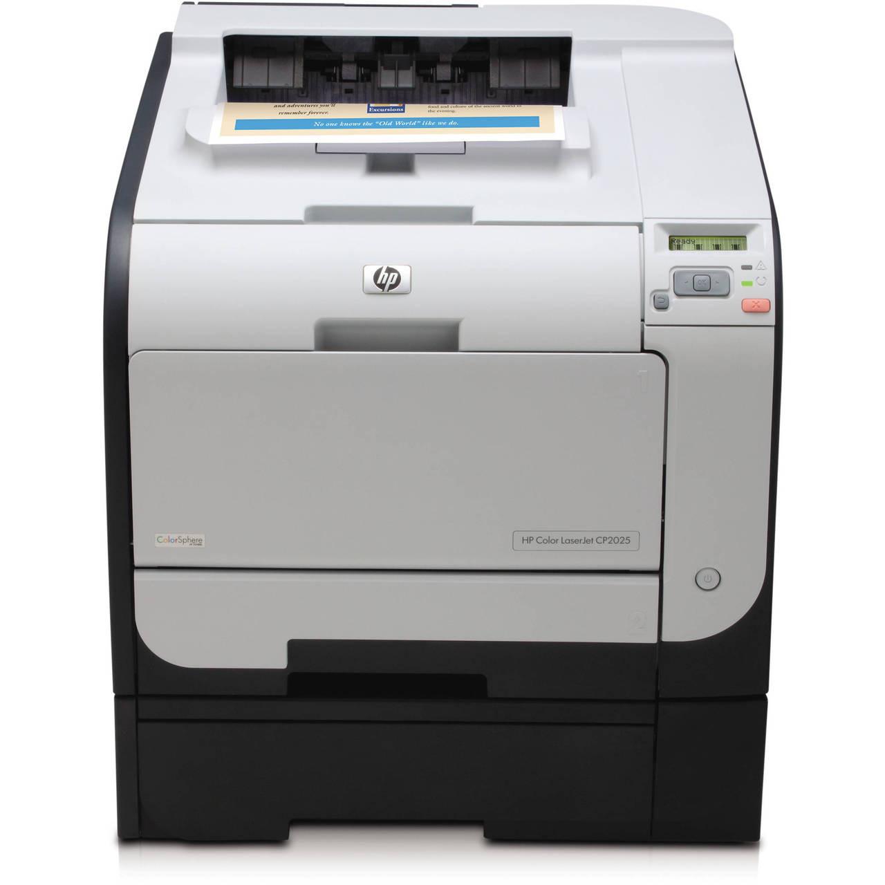 HP COLOR LASERJET CP2025X - CB496A - HP LASER PRINTER for sale