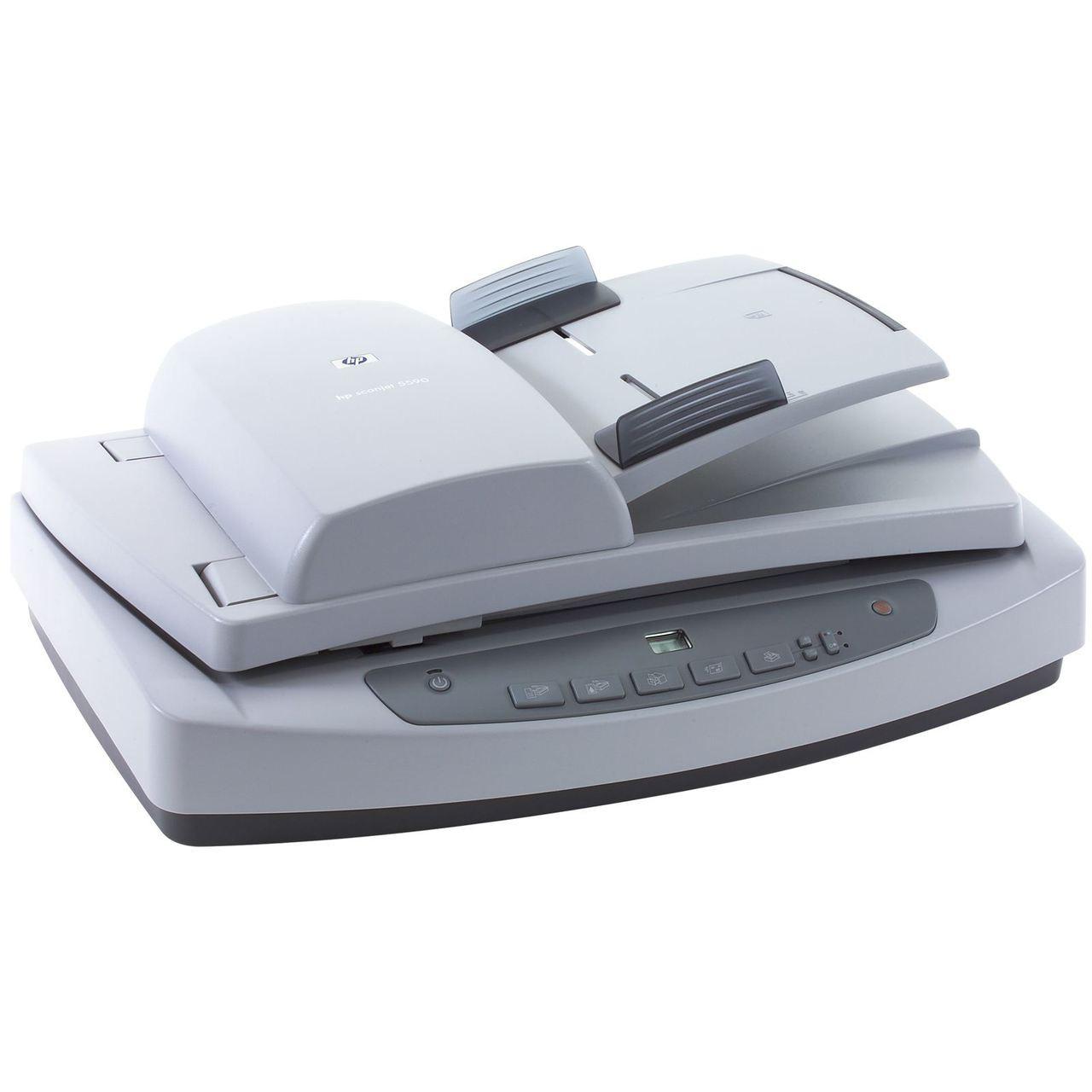 HP Scanjet 5590 Scanner, Refurbished