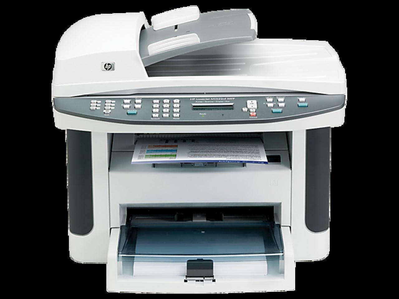 HP LaserJet 3052 All-in-One B&W Laser - Printer - copier - scanner (Q6502A) - HP Laser Printer for sale