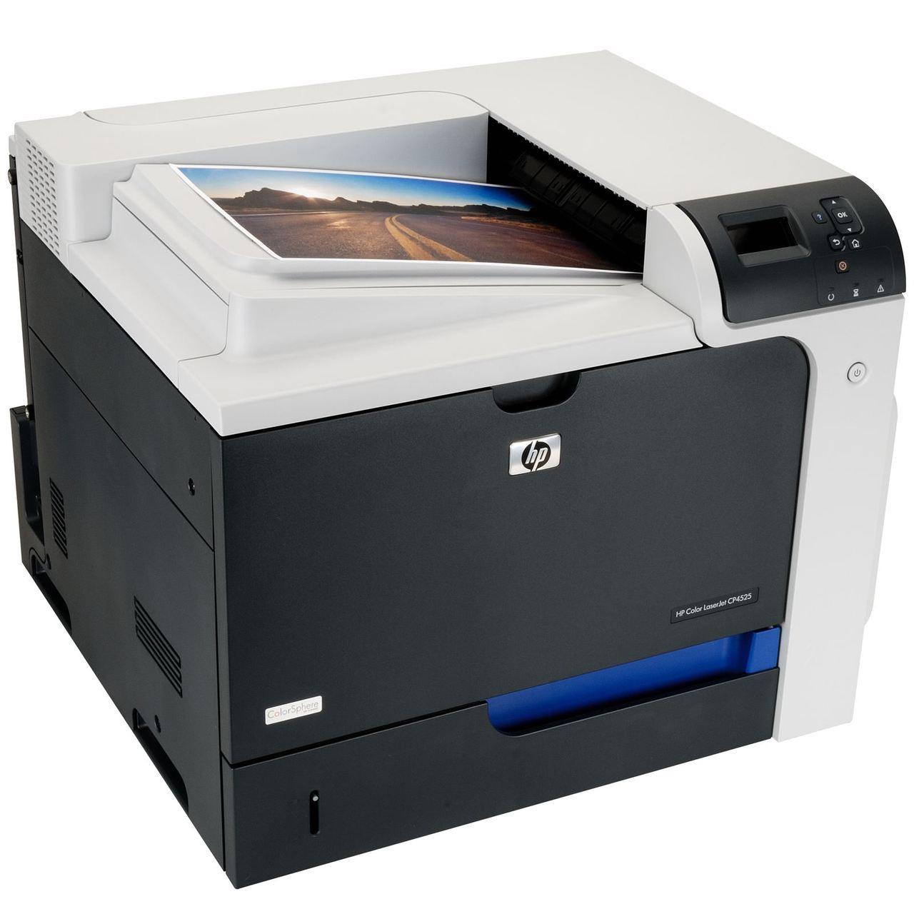 HP Color LaserJet CP4525N - CC493A - HP Laser Printer for sale