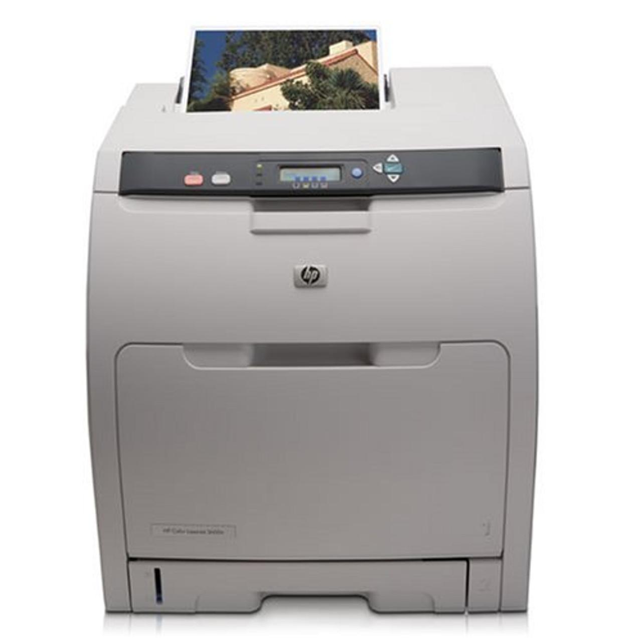 HP Color LaserJet 3600N - Q5987A - HP Laser Printer for sale