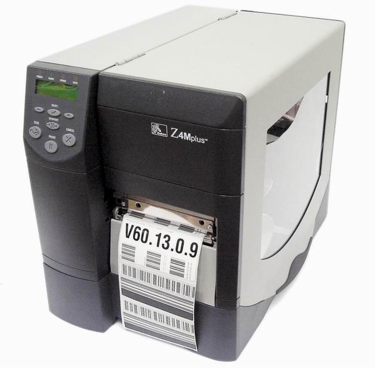 Zebra Z Series Z4Mplus Direct thermal / thermal transfer