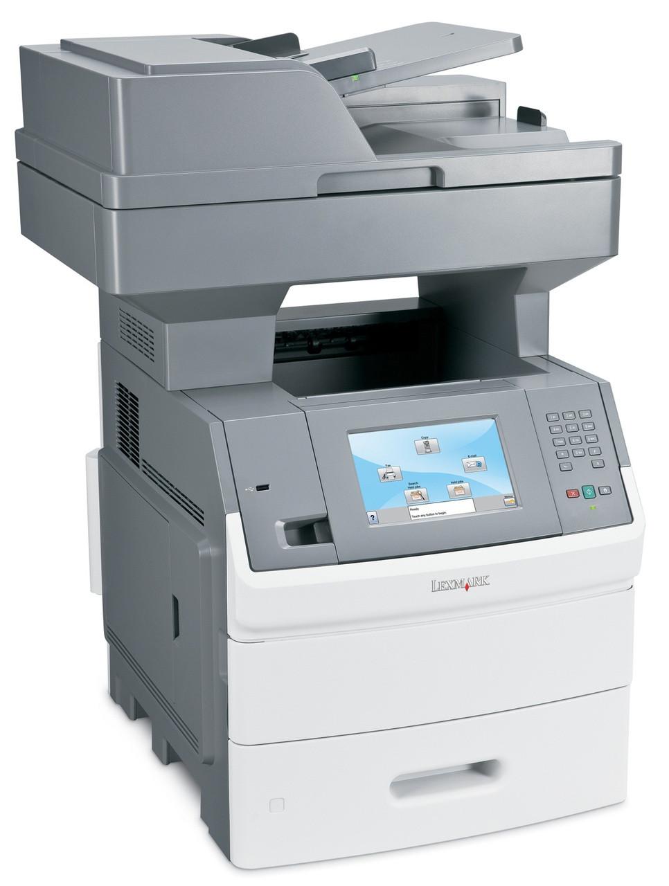 Lexmark x654de MFP - 16M1265 - Lexmark Laser Printer for sale