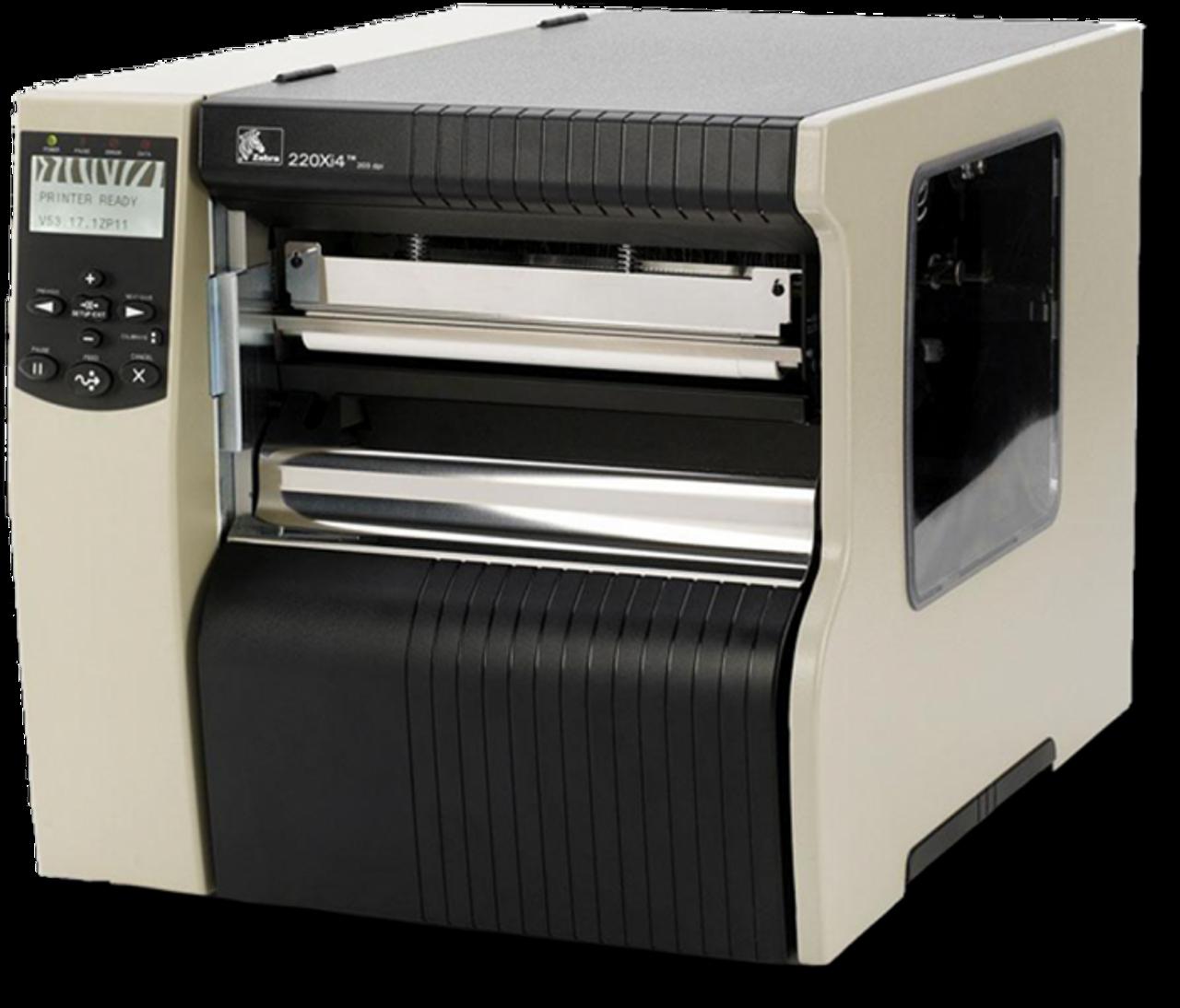 Zebra 220xiIII Thermal Label  Printer