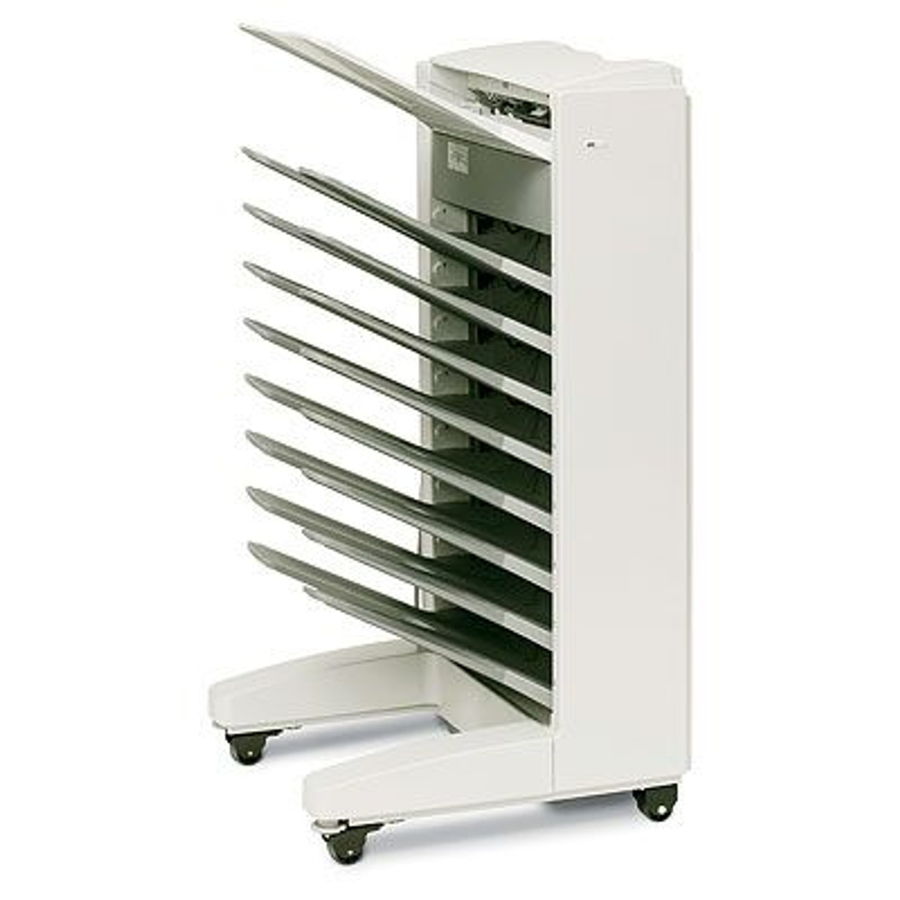 8 bin mailbox stacker for HP LaserJet 9000 9040 9050