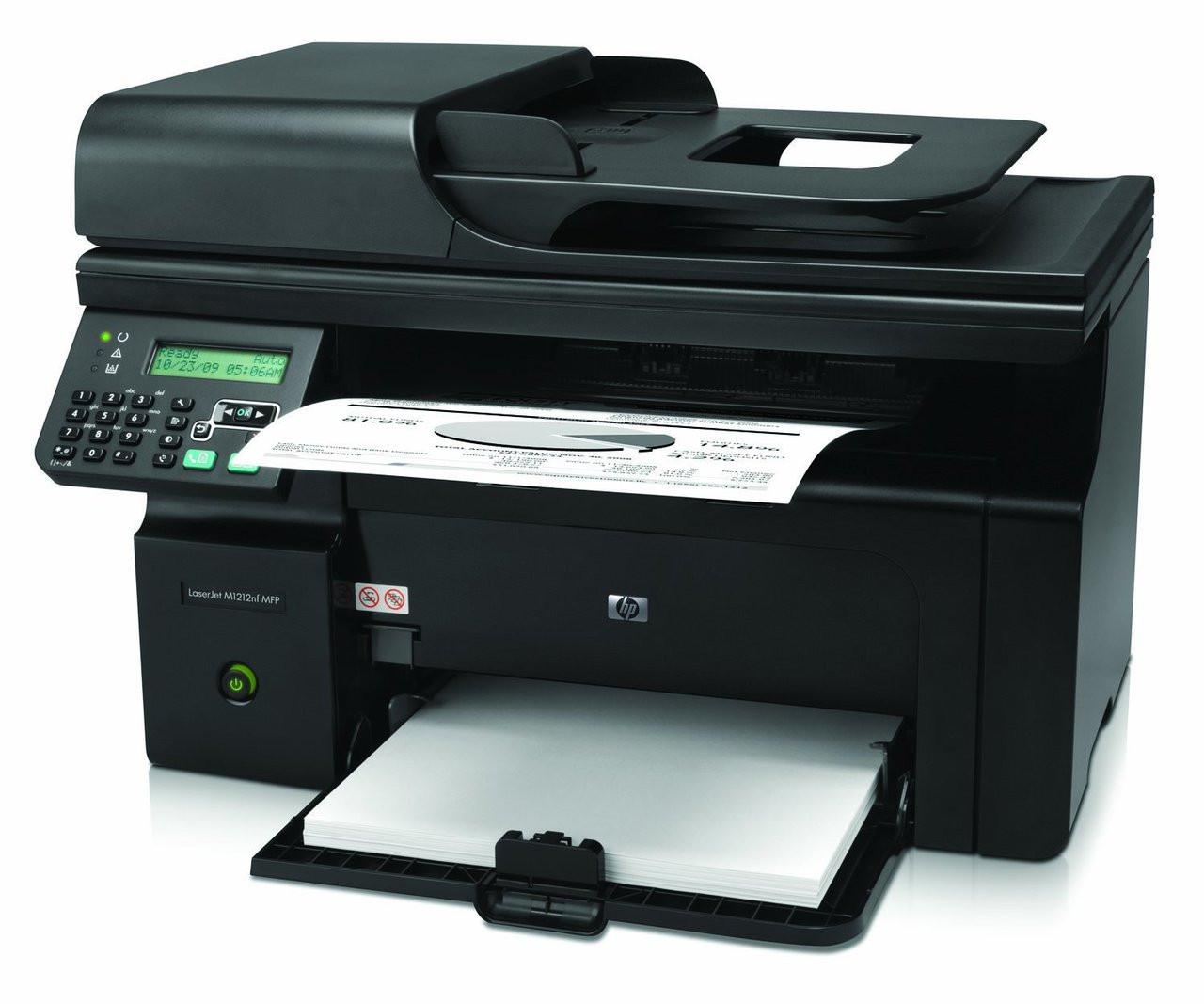 HP LaserJet Pro M1212nf MFP - CE841A - HP Laser Printer for sale