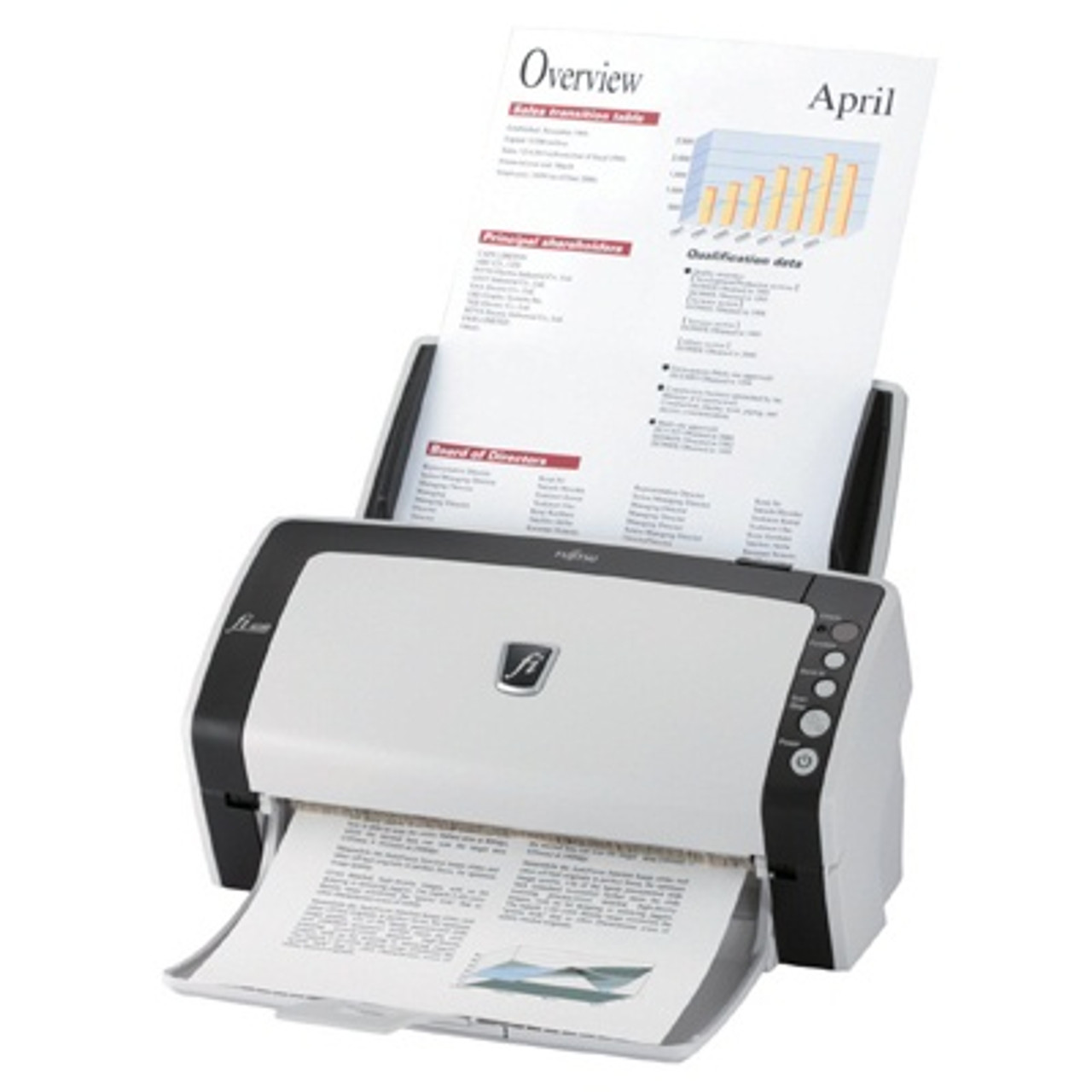 Fujitsu fi 6140C - 600 dpi x 600 dpi - Document scanner