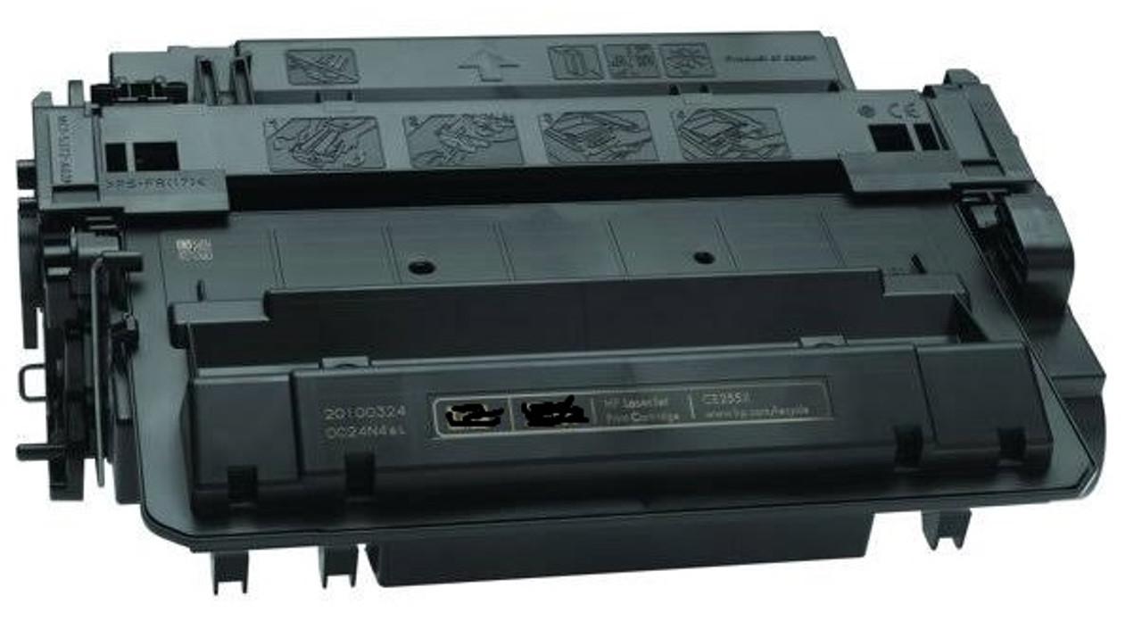 HP LJ Enterprise M525f MFP with TONER
