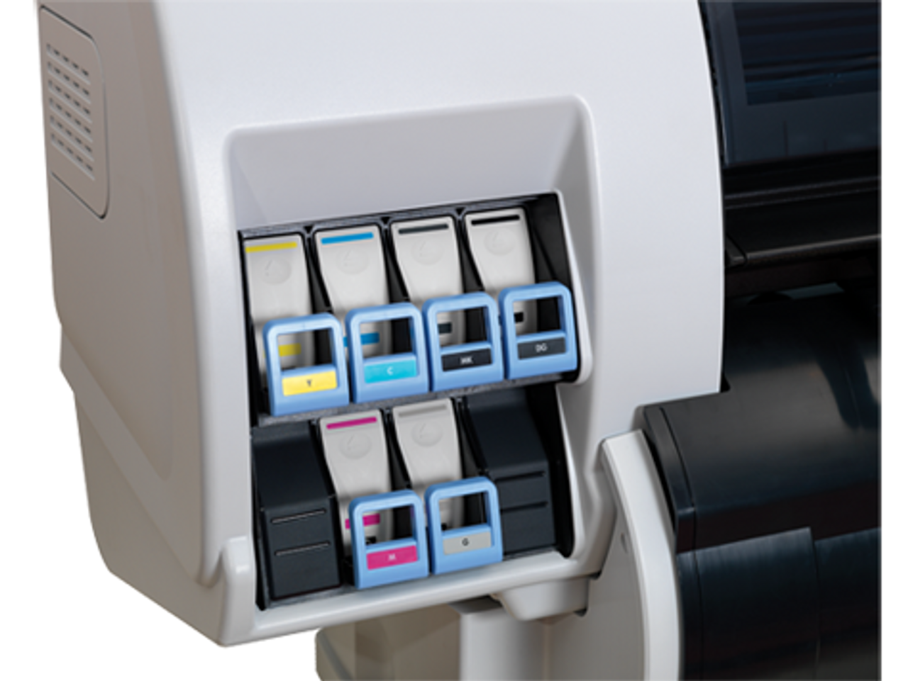 "HP DesignJet T7100 42"" Wide Format plotter"