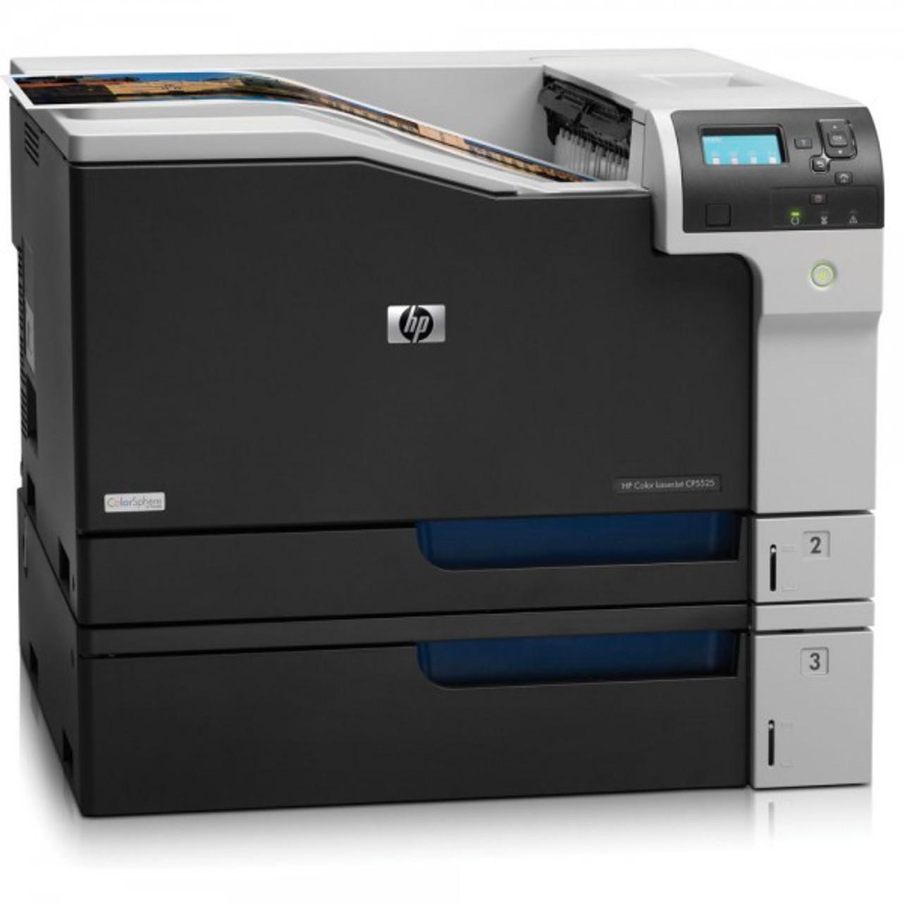 HP Color LaserJet CP5525DN - CE708A - HP Laser Printer for sale