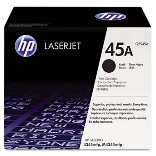 HP 4345/M4345 45a Toner Cartridge - New