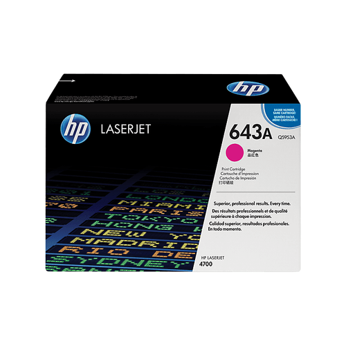 HP 4700 Magenta Toner Cartridge - New