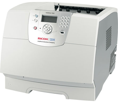 IBM Infoprint 1532 Express Laser printer - 35 ppm - 350 sheets