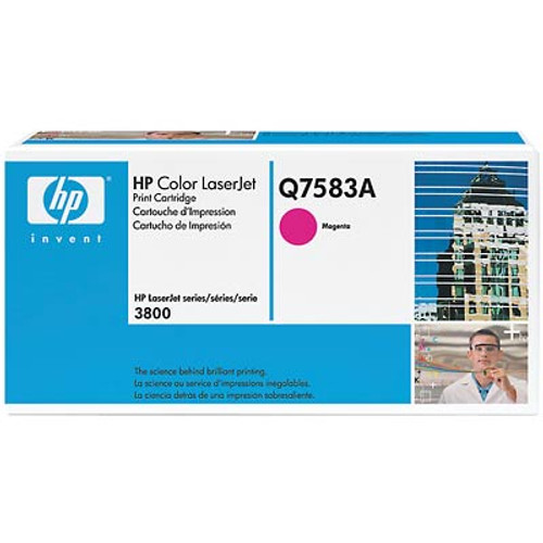 HP 3800 Magenta Toner Cartridge - New