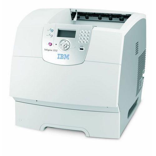 IBM Infoprint 1552n B/W Laser printer - 45 ppm - 600 sheets