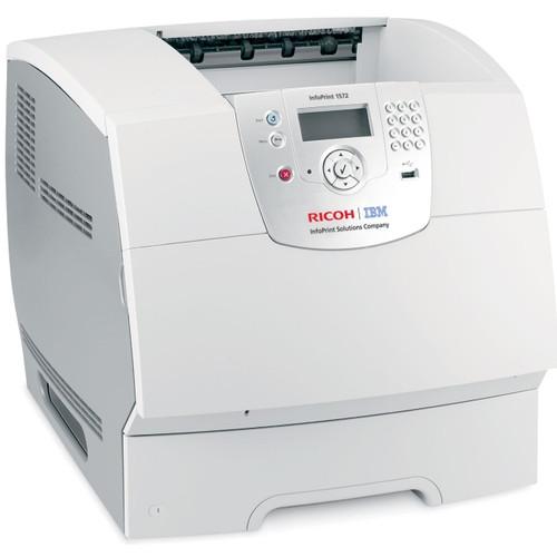 IBM Infoprint 1572n B/W Laser printer - 50 ppm - 600 sheets