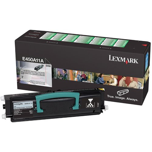 Lexmark E 450dn High Yield Toner - New OEM