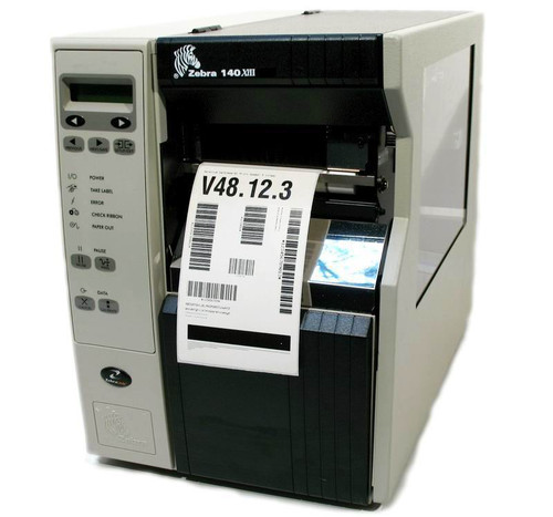 Zebra 140XiII B/W Direct thermal printer