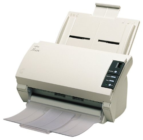 Fujitsu fi 4120C - 600 dpi x 600 dpi -    Document scanner