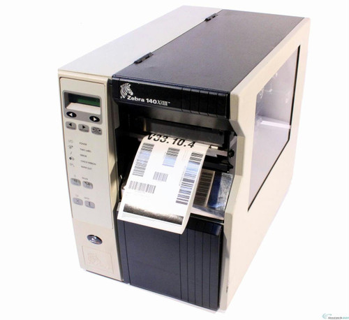 Zebra Xi Series 140XiIII - Label Printer - B/W - Direct Thermal