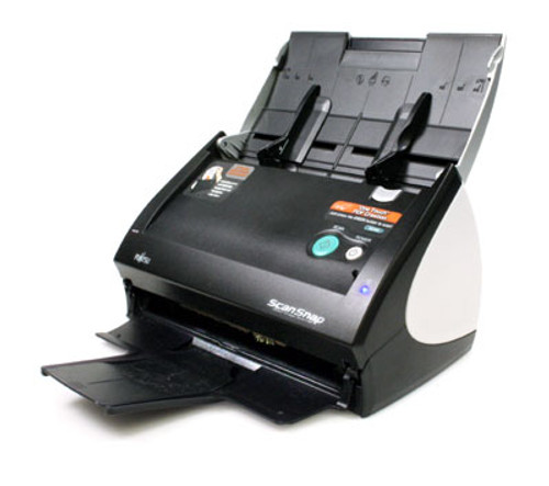 Fujitsu ScanSnap S500 - 600 dpi x 600 dpi -Document scanner