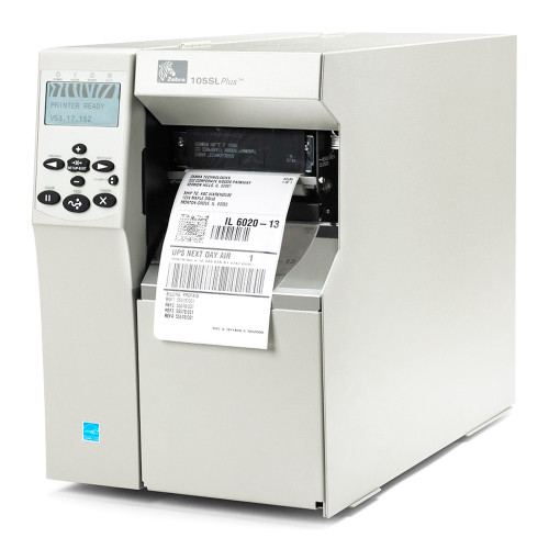 Zebra S Series 105SL PLUS B/W Direct Thermal Printer
