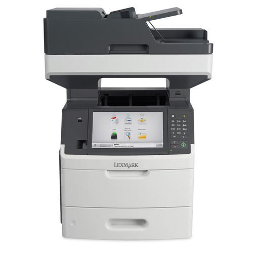 Lexmark MX711de Monochrome Laser - Fax/copier/printer/scanner