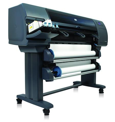 hp designjet 4500ps q1272a hp plotter for sale rh printerstop com hp designjet 1055cm plus user manual HP 1050C Drivers