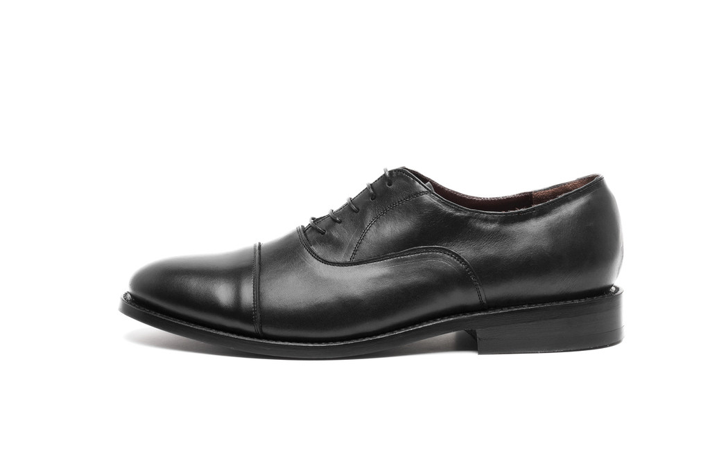 BLACK BOX CALF BONUCCI OXFORD