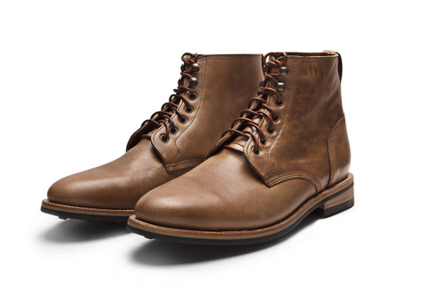NATURAL CHROMEXCEL FOOTWEAR