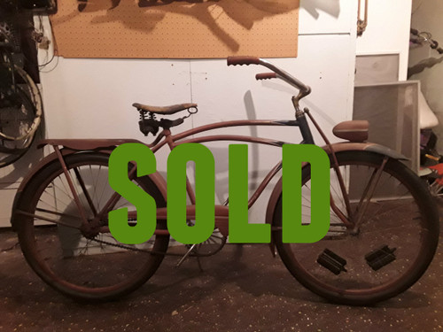 "26"" Shelby Traveler Cruiser Bicycle"
