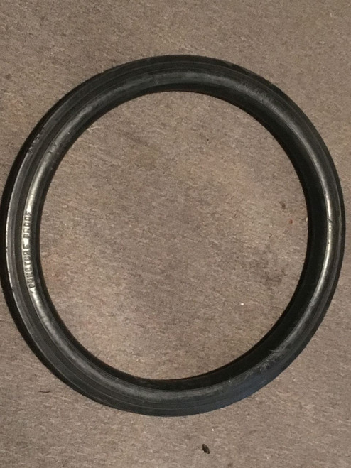"""NOS 20"""" x 1.75"""" Solid Rubber Tire"""