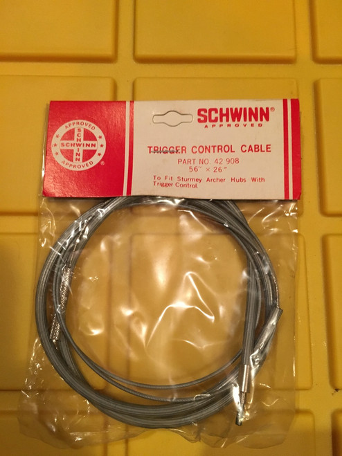 Schwinn Approved Trigger Control Cable