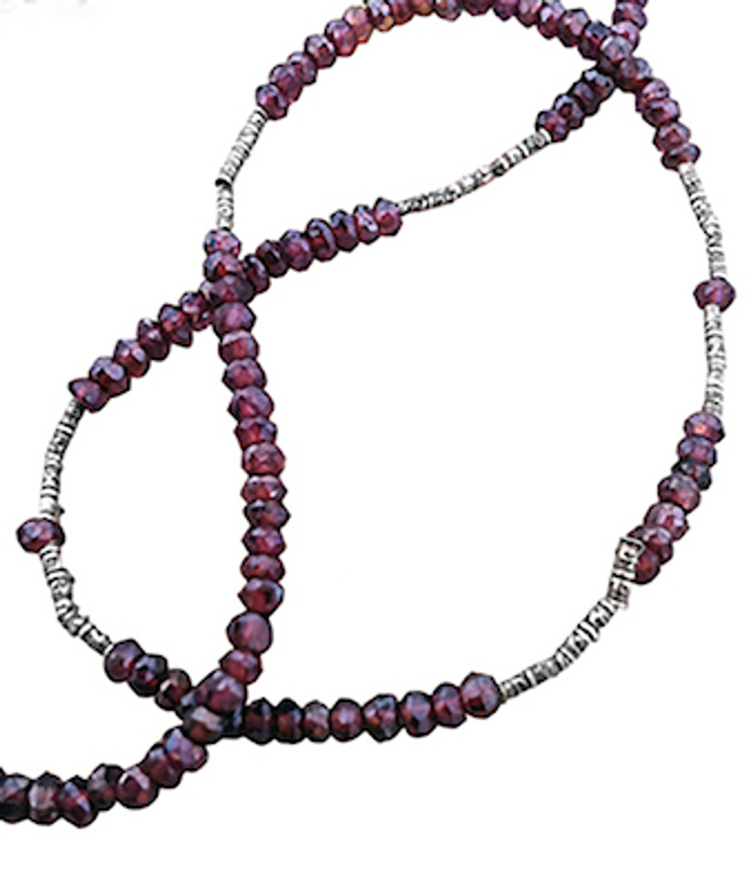 Positive Energy Garnets are January's Birthstone
