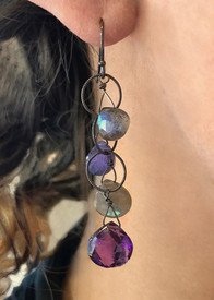 Wear amethyst and labradorite for mystery