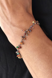 Colorful and playful bracelet