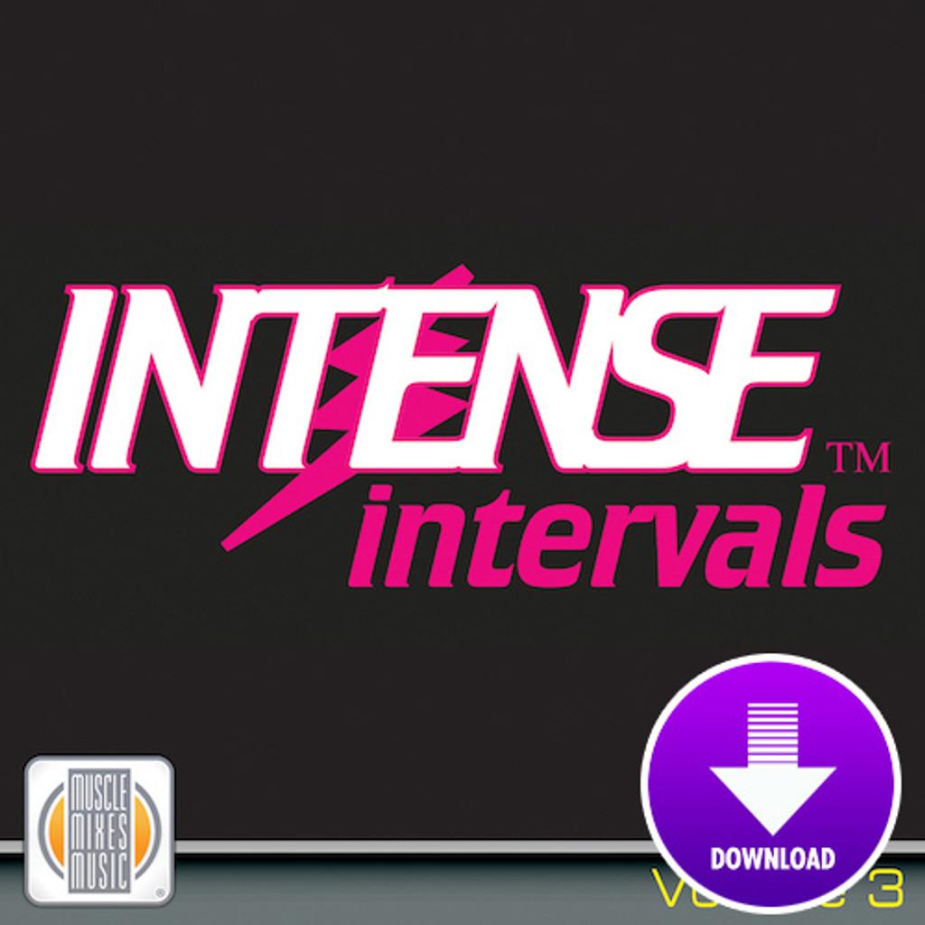 Intense Intervals‰, vol. 3 [Choreo + Music]