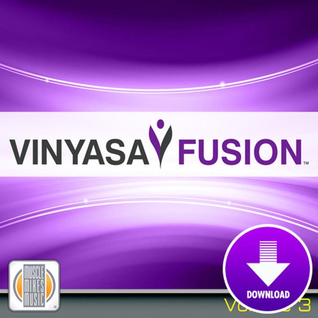 VINYASA FUSION, vol. 3 [Choreo + Music]