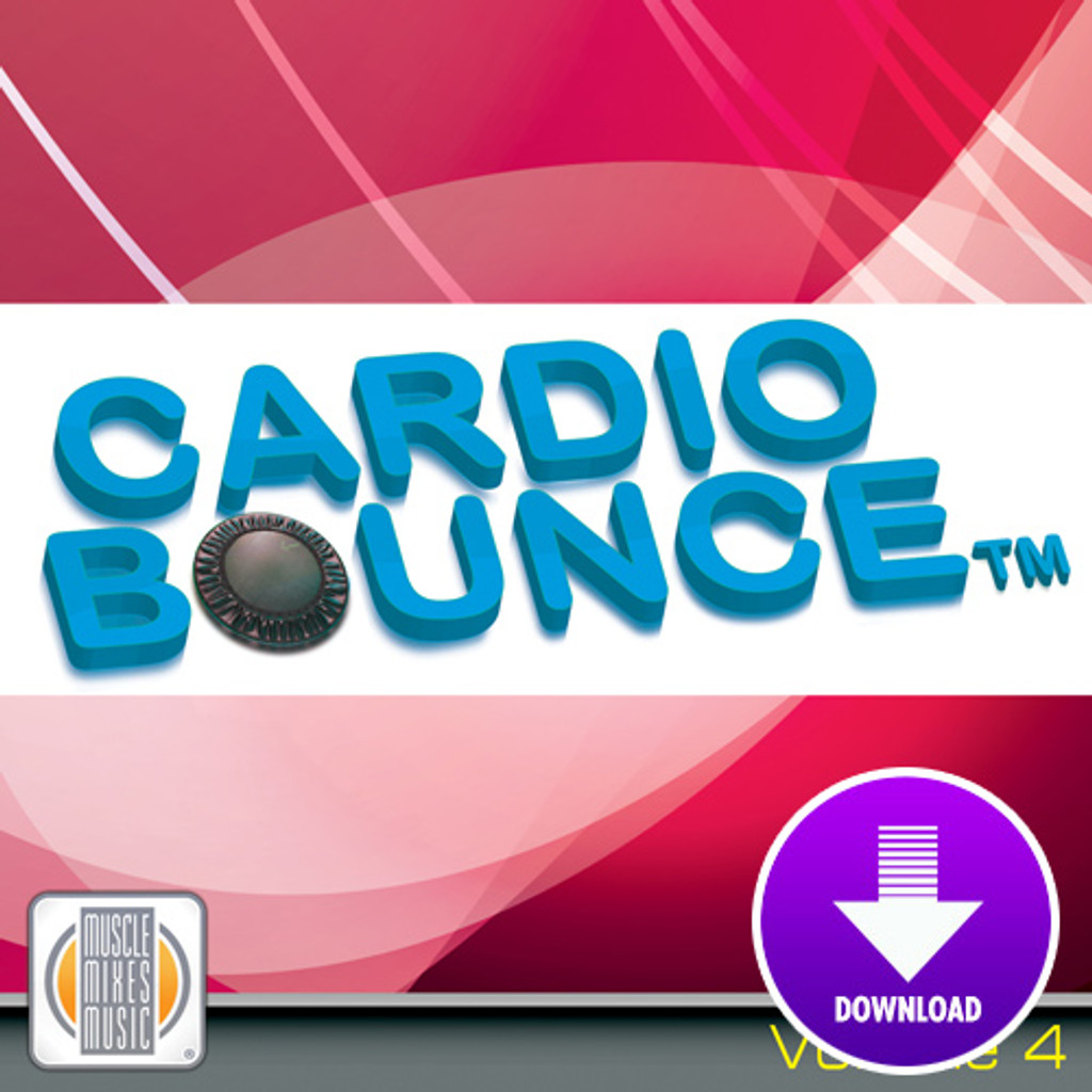 Cardio Bounce, vol. 4 [Choreo + Music]