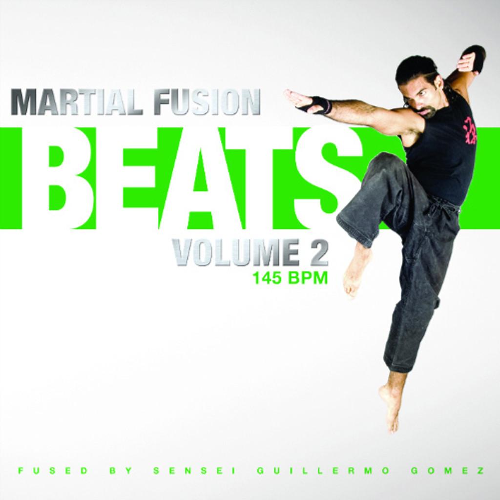 Martial Fusion‰ BEATS, vol. 2