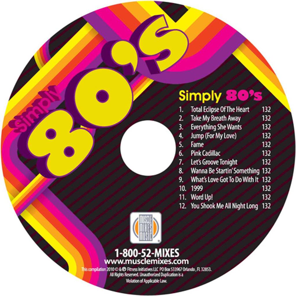 SIMPLY 80's
