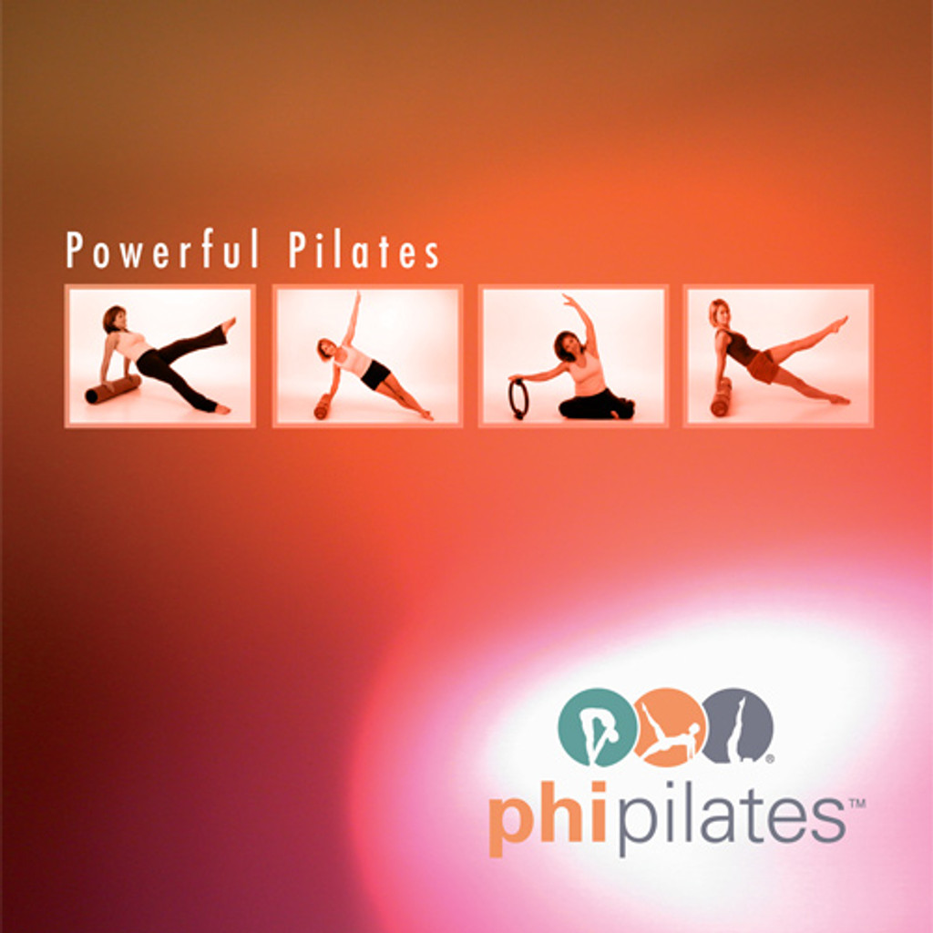 POWERFUL PILATES