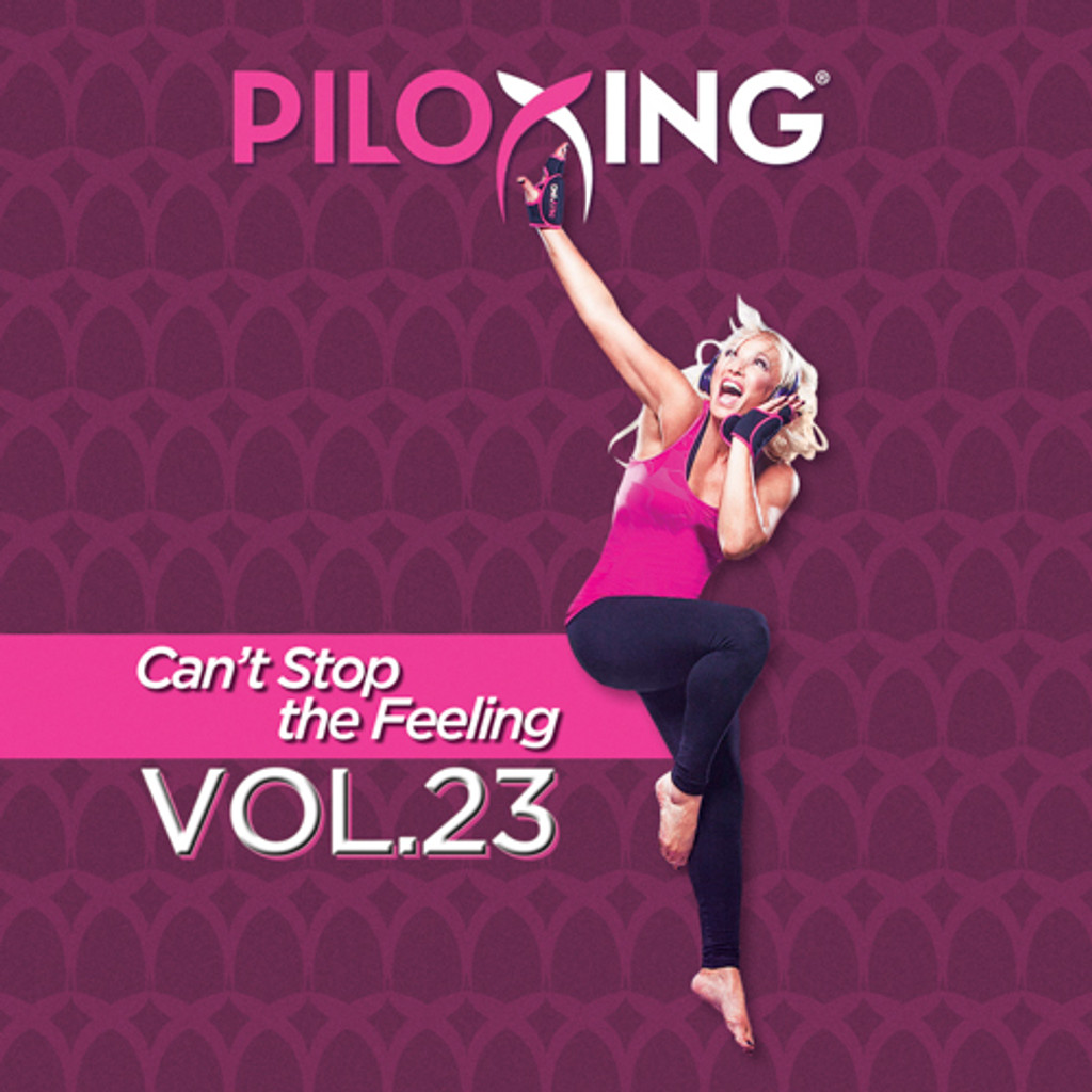 CAN'T STOP THE FEELING, Piloxing, vol. 23