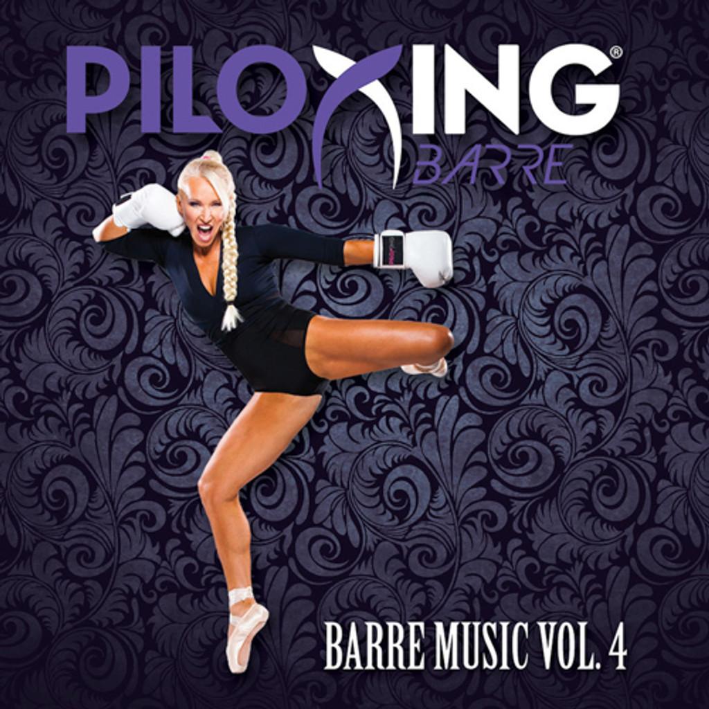 PILOXING BARRE, vol. 4