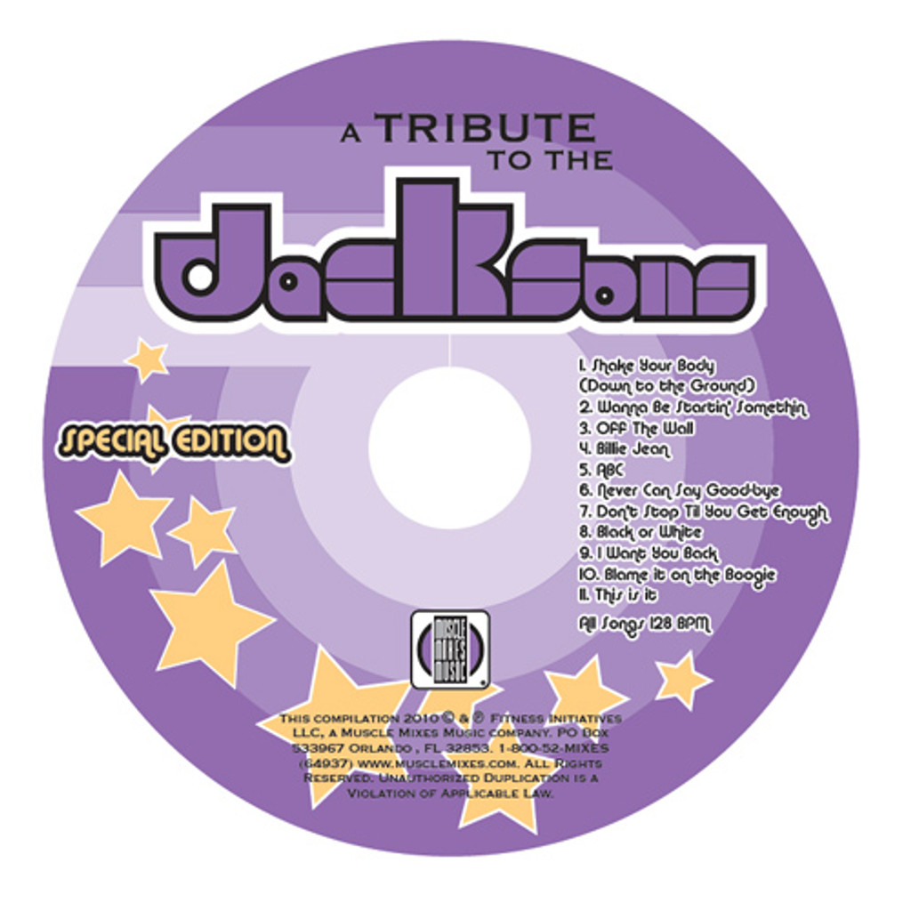 Tribute To The Jacksons - Special Edition!