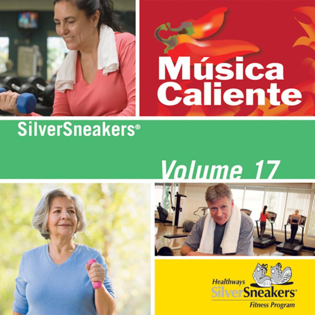 MUSICA CALIENTE, SilverSneakers vol. 17