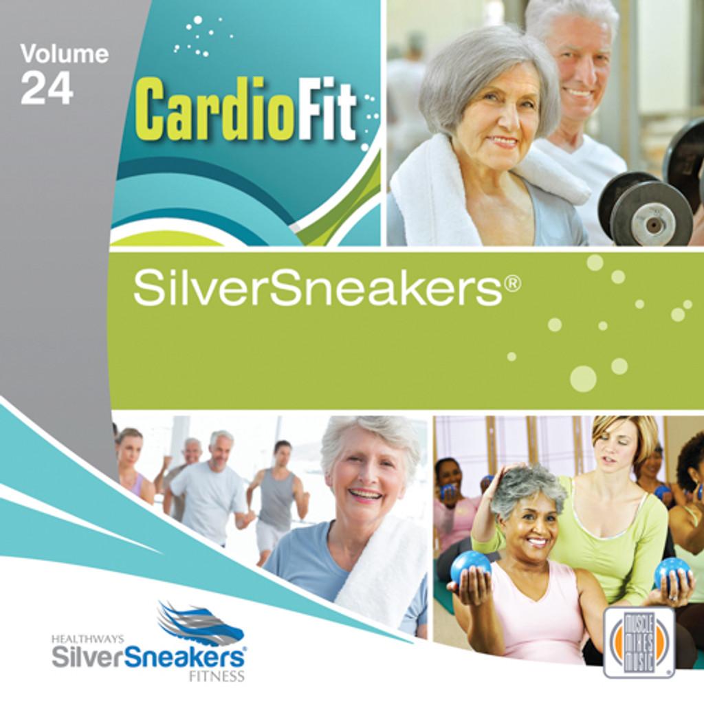 CARDIO FIT, SilverSneakers vol. 24
